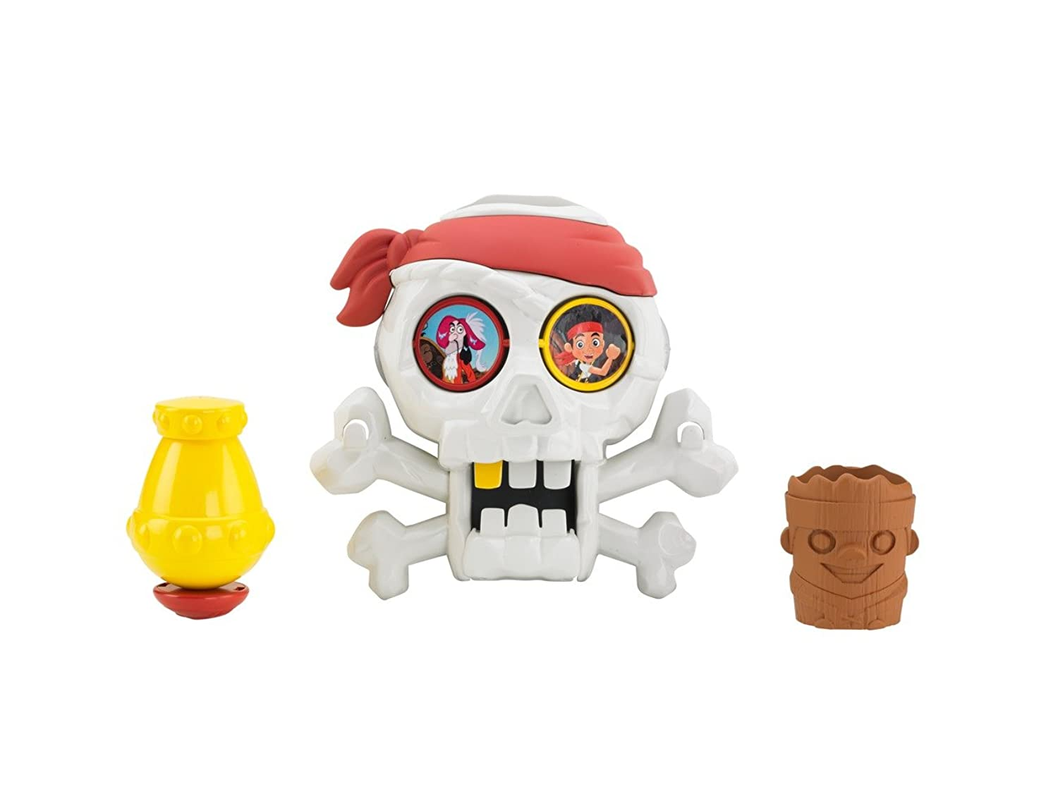 Fisher-Price Disney Jake and the Never Land Pirates - Skull Bath Blast by Fisher-Price