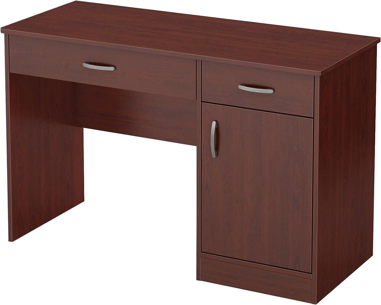South Shore Furniture Axess Work Desk, Royal Cherry