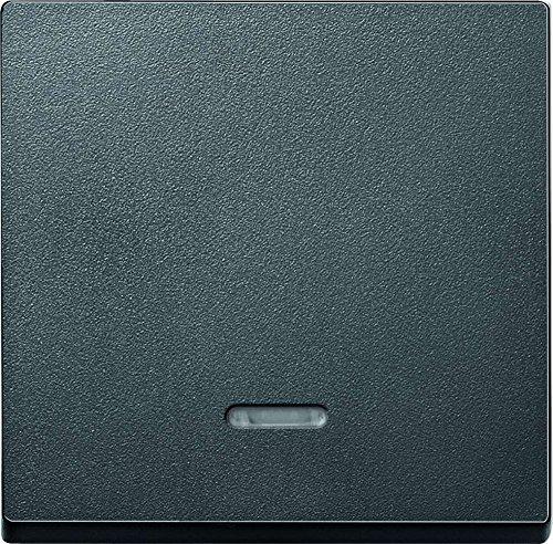 Merten 431014 Wippe mit Kontrollfenster, anthrazit, System M