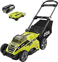 Best ryobi 40v lawn mower 20 inch Reviews