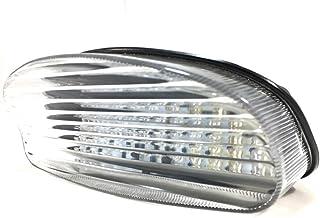 ホンダ 用 LED ライト テール ランプ ブレーキ スモール ウインカー ナンバー 灯 付き クリア スモーク レンズ CBR 1100XX ホーネット 250/600 バイク カスタム パーツ 社外品