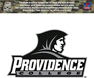 Victory Tailgate Providence College Friars Operation Hat Trick OHT Die Cut Vinyl Decal
