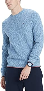 Mens Marled Pullover Sweater