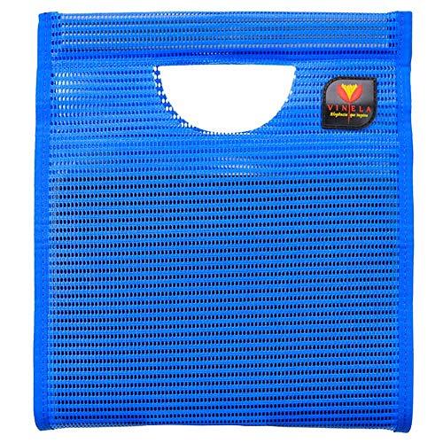 Capa para Vade Mecum, Livros e Bíblias Marca Fácil G - Universo Azul Royal