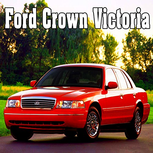Ford Crown Victoria Approaches & Passes by Left to Right, With Yelp Siren
