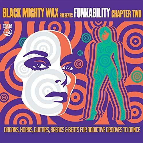Black Mighty Wax