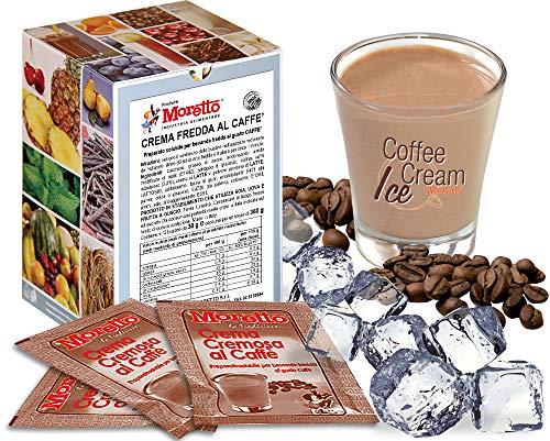 Crema Fredda Caffè MORETTO - Preparato solubile - 12 bustine da 30g