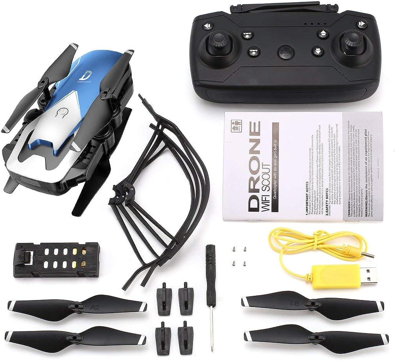 compras en linea Zinniaya X12 4CH RC Plegable Drone Quadcopter Altitude Altitude Altitude Hold con Video en Vivo con cámara WiFi  tiempo libre