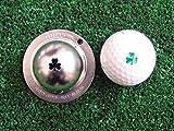 Tin Cup Shamrock Golf Ball Custom Marker...