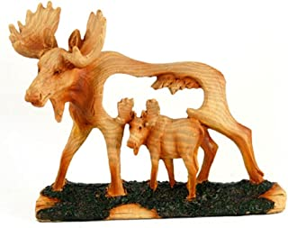Best carving a moose Reviews