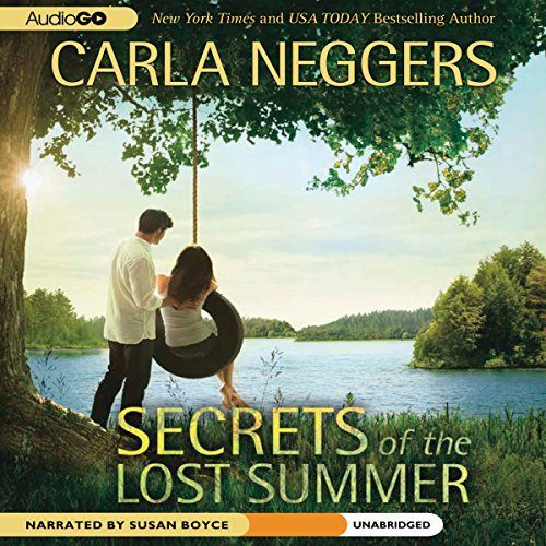 Secrets of the Lost Summer cover art