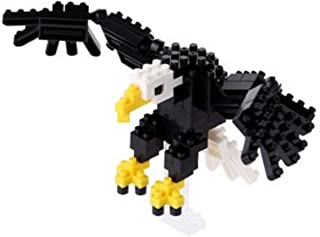 Nanoblock Bald Eagle Building Kit