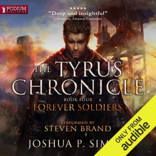 Forever Soldiers audiobook cover art