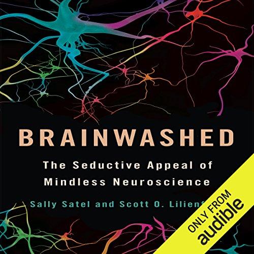 Brainwashed audiobook cover art