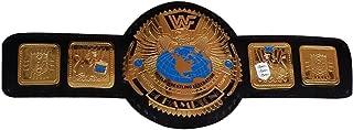 WWF BIG EAGLE Attitude Era Wrestling Championship Replica Belt Thick Brass