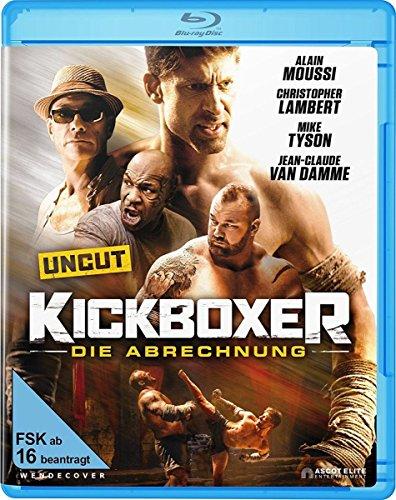 Kickboxer - Die Abrechnung - Uncut [Blu-ray]