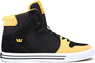 supra shoes golden