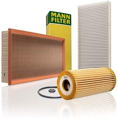 Original Mann Filter Wartungspaket Aus 1x Luftfilter C 40 163 1x Innenraumfilter Cu 4054 Und 1x Ölfilter Hu 615 3 X Für Mit Luft Kraftstoff Ölfilter Auto