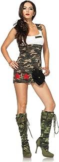 Women's Combat Cutie Features Tank Dress