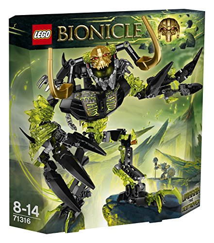 Lego - Bionicle Umarak El destructor 1376459