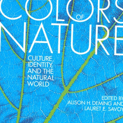 Colors of Nature audiobook cover art