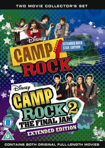 Camp Rock 1/2 Doublepack [DVD] by Nick Jonas