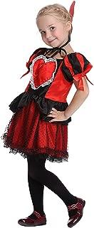 DoLoveY Girl Vampire Costume Halloween Witch Dress Up Cosplay Vampiress