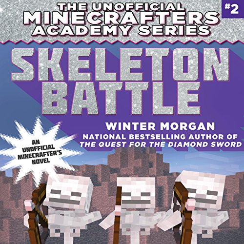 Skeleton Battle audiobook cover art
