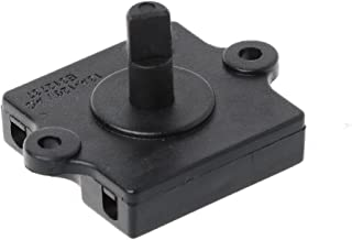 B3200 Rotary Switch 4 Position 3 Speed Heater Blower Fan Switch Control Knob by Keaiduoa