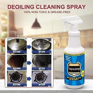 WXGY Detergente de limpieza de cocina, desengrasante