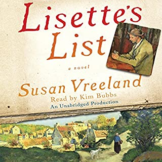 Lisette's List cover art
