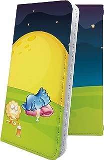 iPhoneXR/iPhoneXS Max ケース 手帳型 酔っ払い 月 ムーン 宇宙人 お酒 酒 ユニーク おもしろ おもしろケース アイフォン アイフォーン アイホン テンアール テンエス マックス 手帳型ケース キャラクター キャラ キャラケース iphone xr xs xsmax デザイン イラスト
