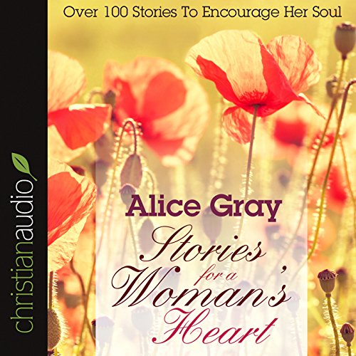 Stories for a Woman's Heart audiobook cover art