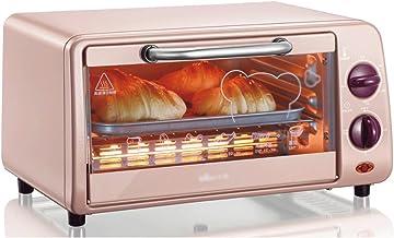 Sdesign Pequeño Horno for Hornear hogar, 100 ° C y 230 ° C Temperatura de Control, Contador de Tiempo de 30 Minutos, Muy Adecuado for Cualquier Espacio pequeño, le ayude a cocinar Comida Deliciosa