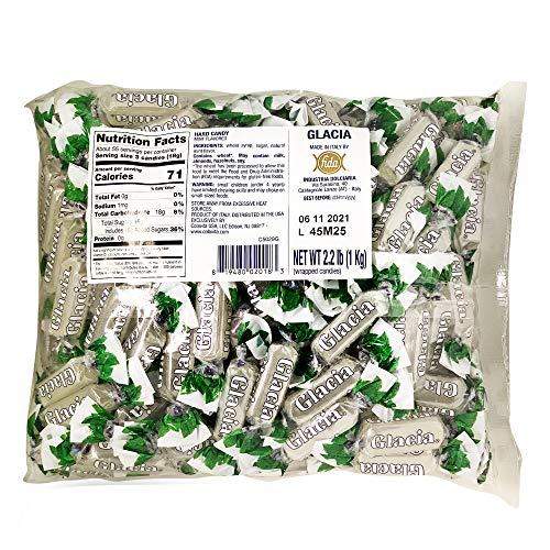 Perugina Glacia Mint Candy 2.2 lb (35 ounces/ 1 kilo) bag