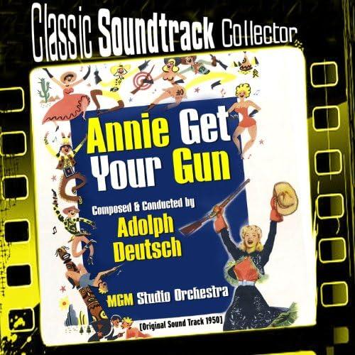 Adolph Deutsch & The MGM Studio Orchestra