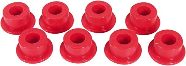 Prothane 26-45046 Red Front Lower Inner Control Arm Bushing Kit