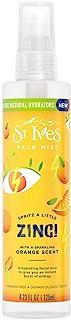 St. Ives Zing Orange Scent Face Mist 4.23 fl oz,pack of 1