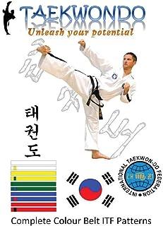 Taekwon Do: ITF - Colour Belt Patterns