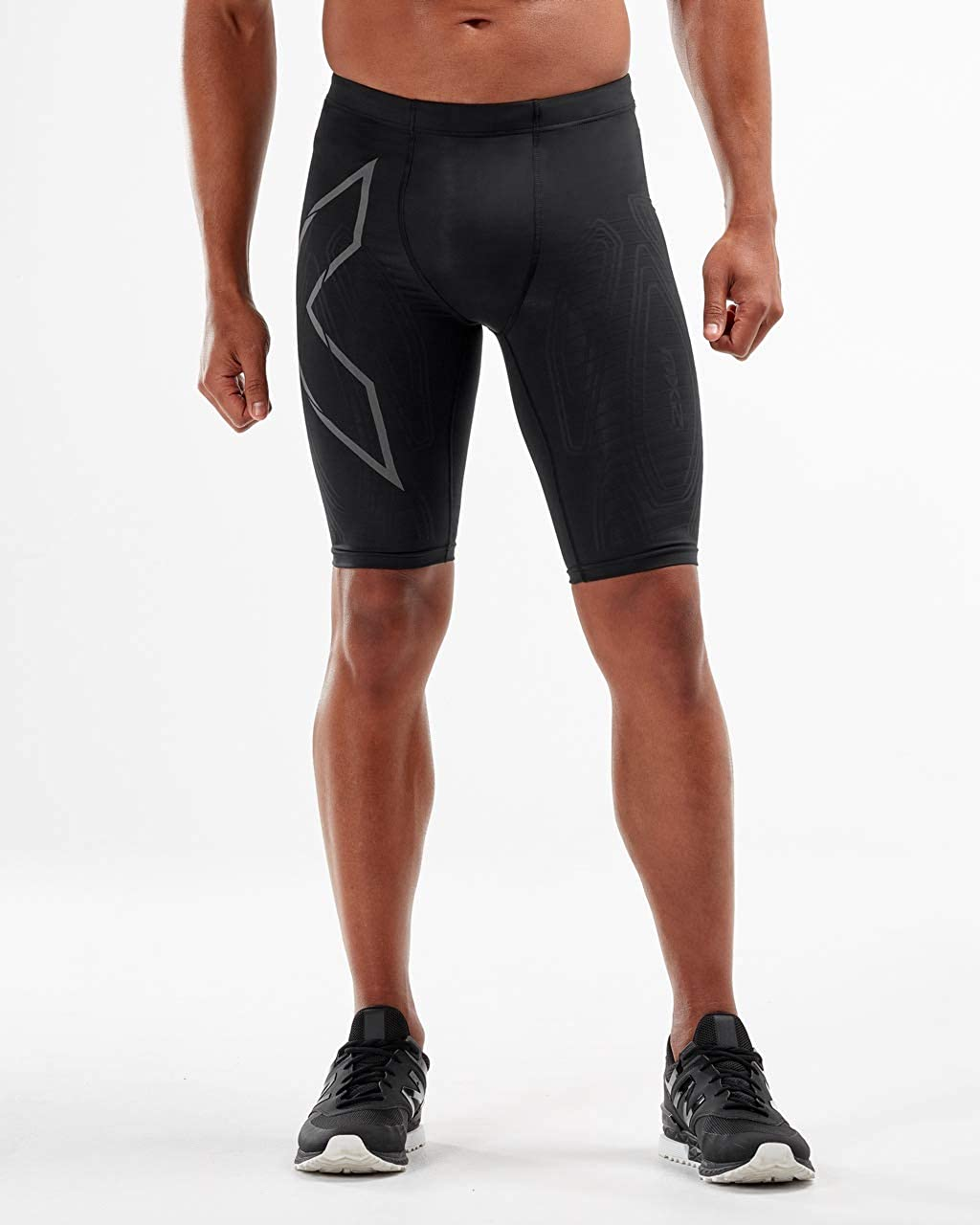 2XU Men's MCS Cheap mail New sales order specialty store Run Short Compression