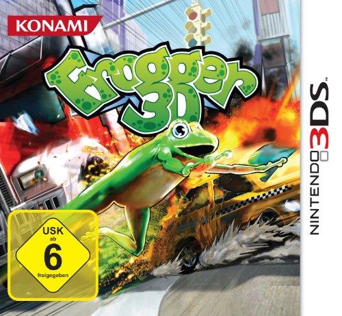 Frogger 3D