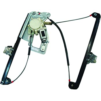 TYC Front Right Power Window Motor and Regulator Assembly for 1999-2004 dg