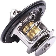 ANGLEWIDE 19301-PAA-306 Professional Thermostat fit for 1990-2002 Honda Accord,1992-2003 Honda Civic,1993-1997 Honda Civic del Sol,1997-2001 Honda CR-V Engine Coolant Thermostat Housing
