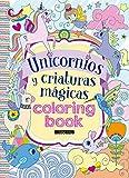 Unicornios y criaturas mágicas. Coloring book