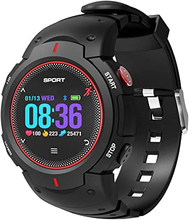Sport Watch,Bluetooth Smart Watchs,CicoYinG Sport Watches with Heart Rate Monitor,Touch Screen Watch Sport with Sleep Monitor,Step Calorie Counter,Waterproof Smart Watches Fitness Tracker for Android