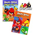 Angry Birds Set of 2 Coloring and Activity Books