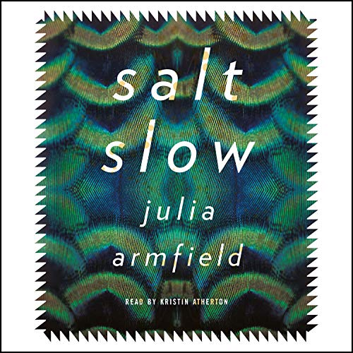 salt slow audiobook cover art