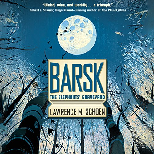 Barsk: The Elephants' Graveyard audiobook cover art