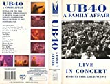Ub40: A Family Affair - Live In Concert [VHS]