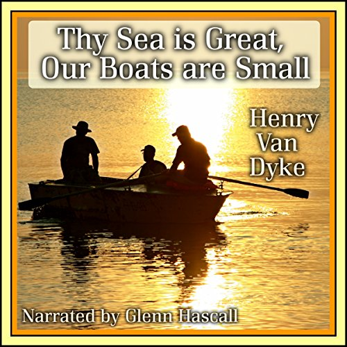 Thy Sea is Great, Our Boats are Small cover art